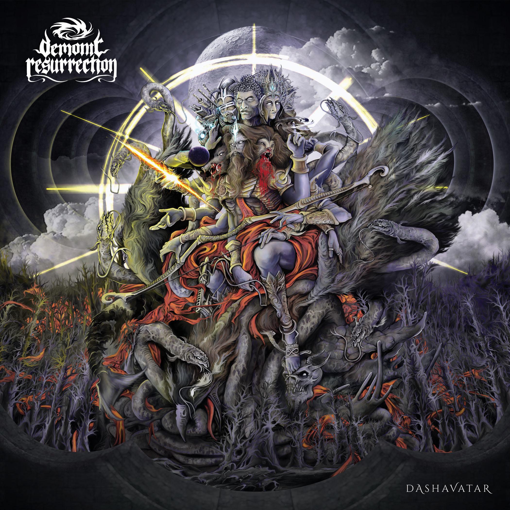 demonic-resurrection-dashavatar